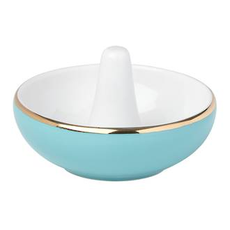 kate spade new york Ring It up Ring Holder Turquoise