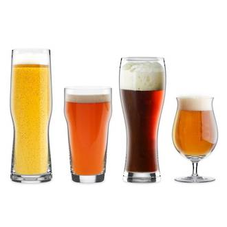 Tuscany Craft Beer, 4 Assorted Styles