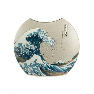 The Great Wave Vase 20cm