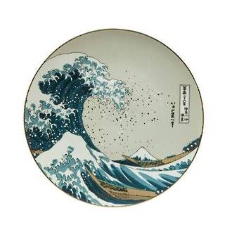 The Great Wave Wall Plate 36cm