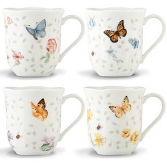 Butterfly Meadow Petite Mug
