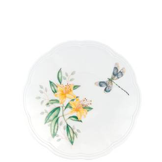 Butterfly Meadow Party Plate