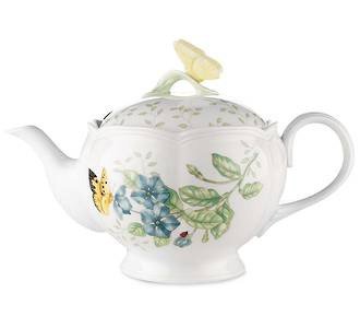 Butterfly Meadow Teapot
