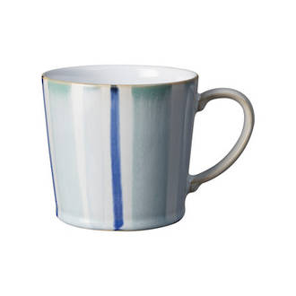 Stripe Blue Mug
