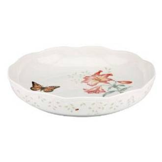 Butterfly Meadow Serve Bowl Low