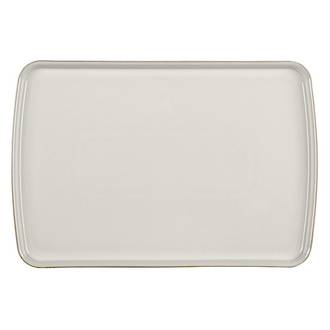 Canvas Rectangular Plate, Large