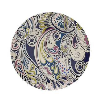 Cosmic Salad Plate Accent
