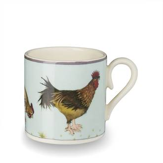 Highgrove Hens Childs Mug