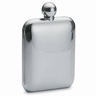 Churchill Hip Flask 13cm
