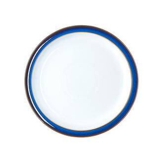 Imperial Blue Tea Plate