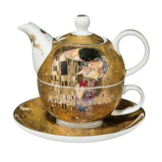 Klimt - The Kiss - Tea for One