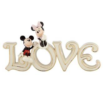 Mickey & Minnie True Love