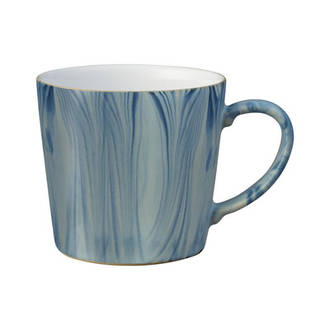 Marbled Blue Mug
