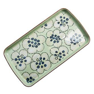 Heritage Orchard Rectangular Plate