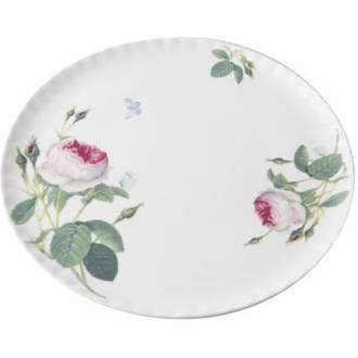 Redoute Palace Garden Cake Plate 31cm