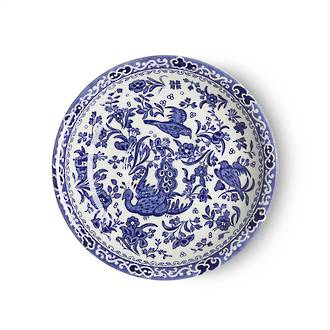 Regal Peacock Breakfast Saucer