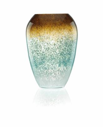 Seaview Ombre Urn Vase