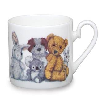 Teddy Time Child's Mug