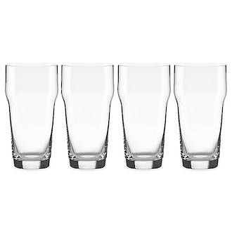 Tuscany Crown Beer, Set of 4