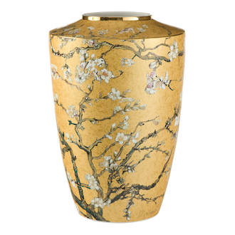 Gold Vase - Almond Tree 41cm