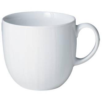 Denby White Mug