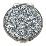 kate spade new york Simply Sparkling Silver Compact