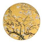 Van Gogh Almond Tree Gold Plate 36cm