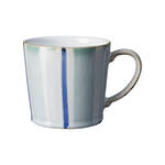 Denby Stripe Blue Mug