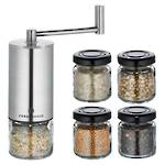 Concept Condiment Mill with 4 Spices