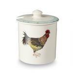 Highgrove Hens Jam Pot & Spoon