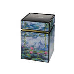 Monet Waterlilies Tin