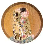 Klimt - 'The Kiss' Plate 36cm