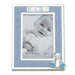 Gingham Bear Picture Frame 4x6