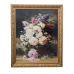 605015 Robie Still Life Roses Picture 48x58cm resize M-971