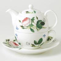 400249 200SQ Redoute Palace Garden Tea for One