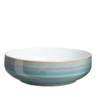 Azure Coast Serving Bowl