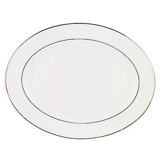 Continental Dining Oval Platter