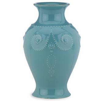 French Perle Bluebell Vase