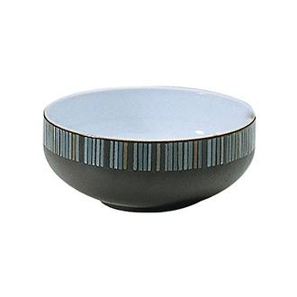 Jet Stripes Soup / Cereal Bowl