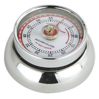 Kitchen Timer Stainless Steel