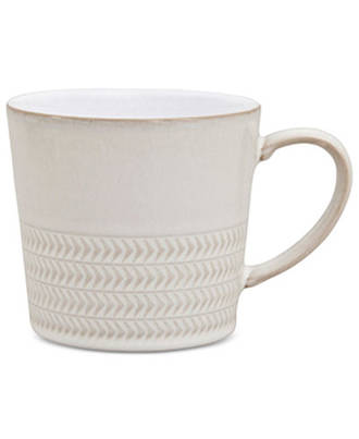 Canvas Textured Mug