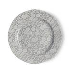 Dove Grey Calico Plate 19cm