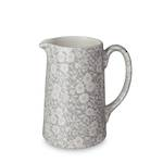 Dove Grey Calico Tankard Jug Medium