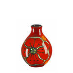 Poppy Field Bud Vase