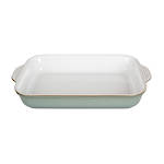 Regency Green Oblong Dish